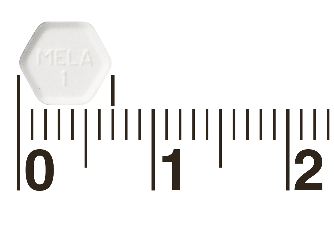 Nytol Melatonine 1mg tablet