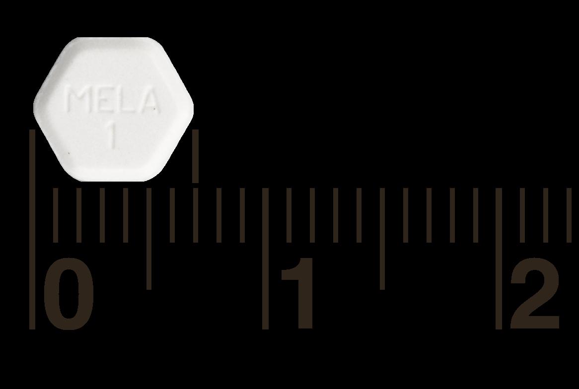 Nytol Melatonine 1mg tablet