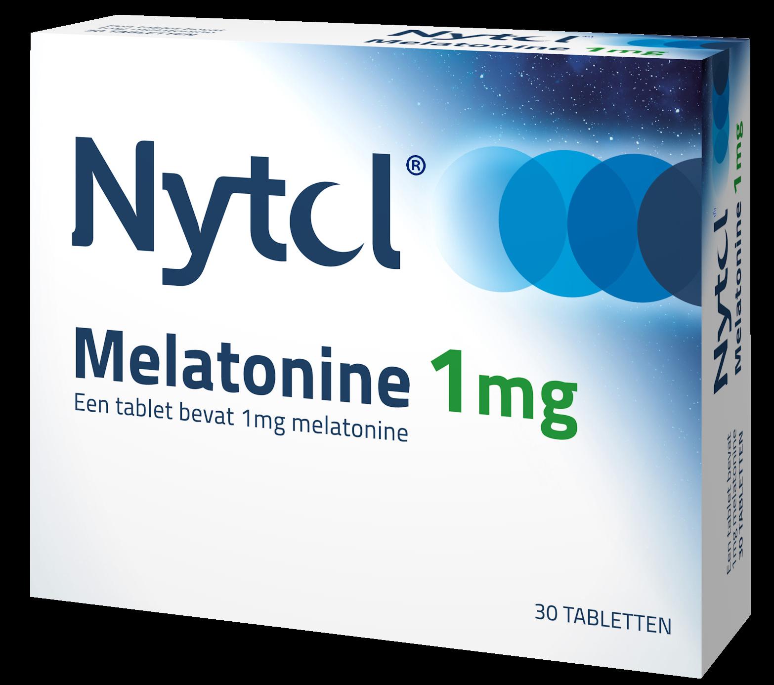 Nytol Melatonine 1mg