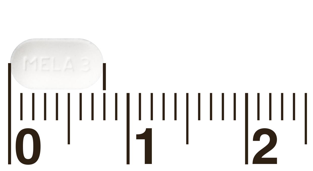 Nytol Melatonine 3mg tablet
